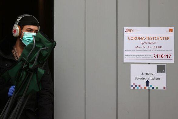 Ινστιτούτο Ρόμπερτ Κοχ: Μέχρι και 10 εκατ. κρούσματα τον Μάιο ή τον Ιούνιο στη Γερμανία αν δεν τηρηθούν τα μέτρα