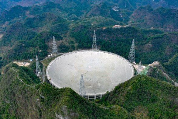 Κίνα: Ξεκινά την αναζήτηση εξωγήινης ζωής