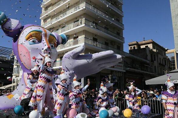 Πατρινό Καρναβάλι 2021 - Οι εκδηλώσεις του έτσι όπως αναρτήθηκαν στο «Διαύγεια»