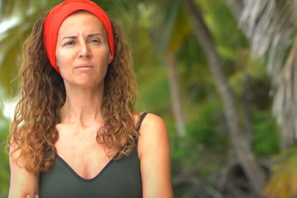 Αποχώρησε η Αγγελική Λάμπρη από το Survivor (video)