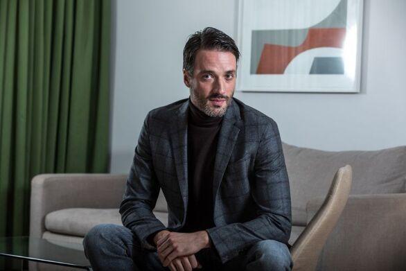 O Ανδρέας Κωνσταντίνου με ρόλο - έκπληξη σε νέα σειρά της ΕΡΤ