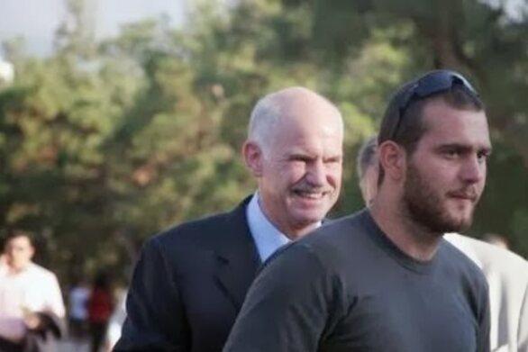 Τροχαίο ατύχημα για τον γιο του Γιώργου Παπανδρέου στην Κρήτη