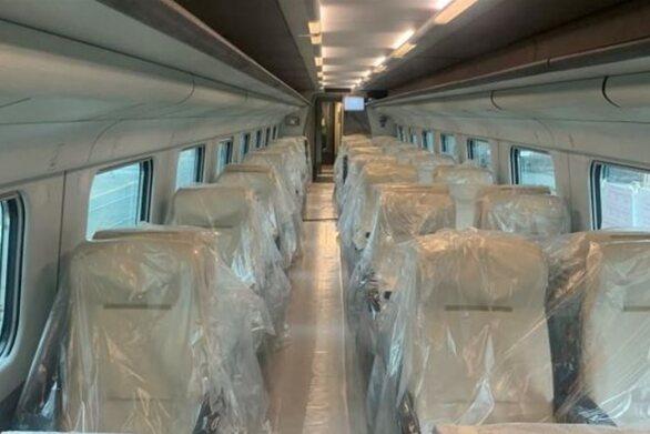 ΤΡΑΙΝΟΣΕ: Στις 18 Ιανουαρίου φτάνει από την Ιταλία το πρώτο από τα πέντε τρένα νέας γενιάς