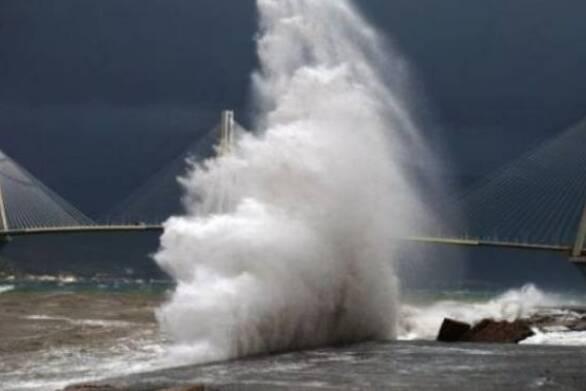 Δυτική Ελλάδα: Έκτακτο δελτίο επιδείνωσης καιρούμε ισχυρές βροχές και καταιγίδες
