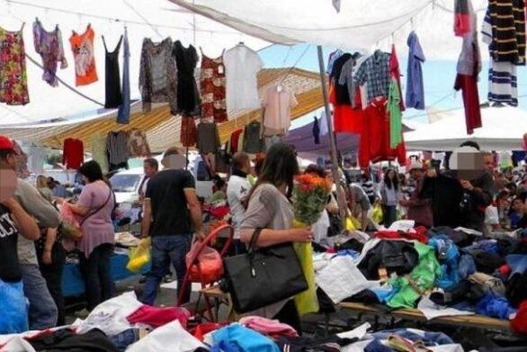 Πάτρα: Οι μικροπωλητές στις λαϊκές ζητούν να δουλέψουν