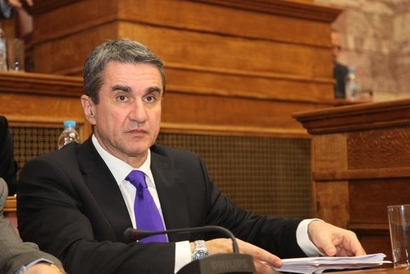 """Λοβέρδος: """"Η αντικατάστασή μου υπήρξε επιλογή και απόφαση της προέδρου"""""""