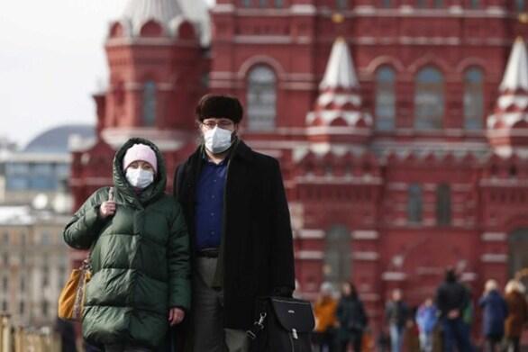 Κορωνοϊός: Μειώθηκε η νοσηρότητα σε 22 περιφέρειες της Ρωσίας