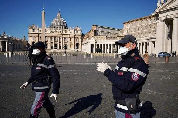 Κορωνοϊός - Ιταλία: Πάνω από 14.000 νέα κρούσματα