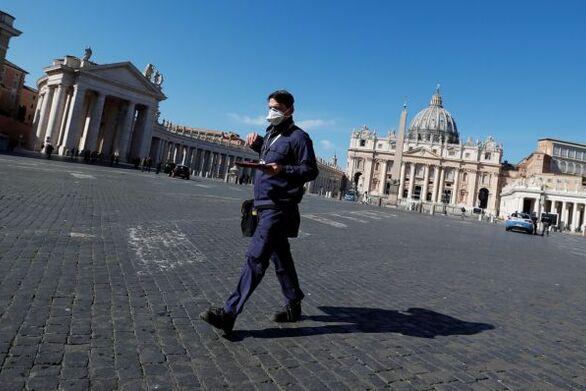 Ιταλία: 15.774 νέα κρούσματα κορωνοϊού