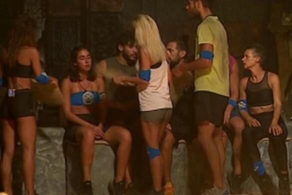 Survivor: «Πάγωσαν» όλοι, σε ημιλιπόθυμη κατάσταση η Μαριπόζα (video)