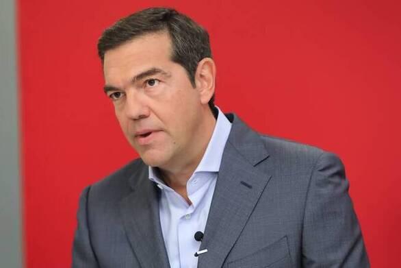 Αλέξης Τσίπρας - Διαψεύδει ότι συζήτησε με τον Αναστασιάδη για τα χρυσά διαβατήρια