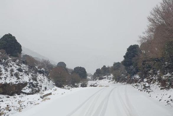 """Καλλιάνος: """"Σφοδρές χιονοπτώσεις το Σάββατο και στην Αχαΐα"""""""