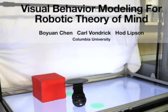Ρομπότ εμφανίζει τα πρώτα ψήγματα ενσυναίσθησης για «σύντροφό» του