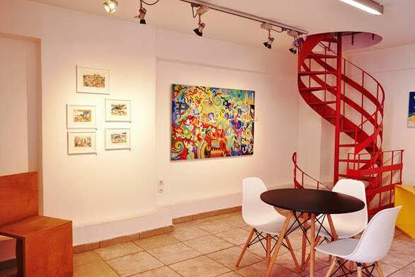 Πάτρα: Επανέναρξη λειτουργίας για την Cube Gallery