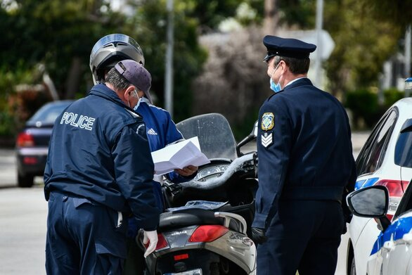 Covid-19 - Δυτική Ελλάδα: Εντατικοί οι έλεγχοι για τα μέτρα