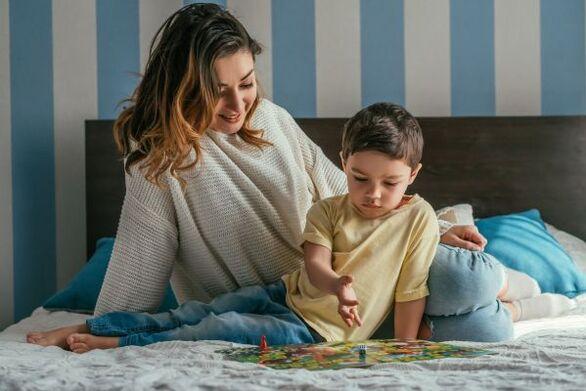 Τα επιτραπέζια παιχνίδια είναι σημαντικά για την ανάπτυξη του παιδιού