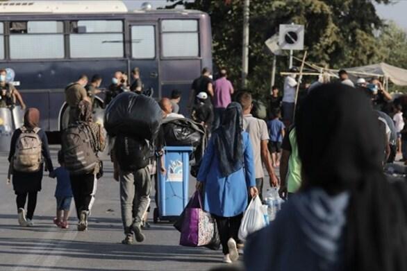 Γουατεμάλα - Η αστυνομία σταμάτησε καραβάνι με χιλιάδες μετανάστες που είχαν προορισμό τις ΗΠΑ