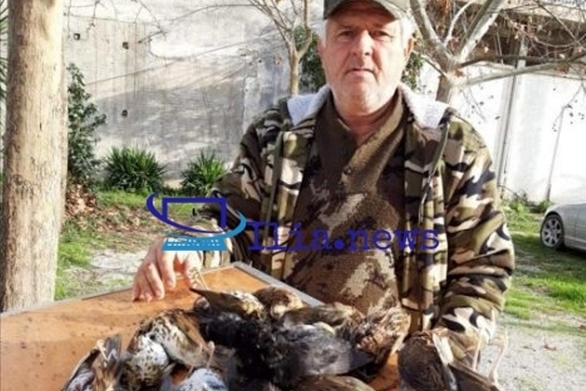 Δυτική Ελλάδα: Ο αντιδήμαρχος αψήφησε τα μέτρα και βγήκε για κυνήγι