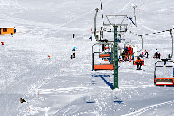 Μετακίνηση εκτός νομού: Πώς θα γίνεται η μετάβαση στα χιονοδρομικά