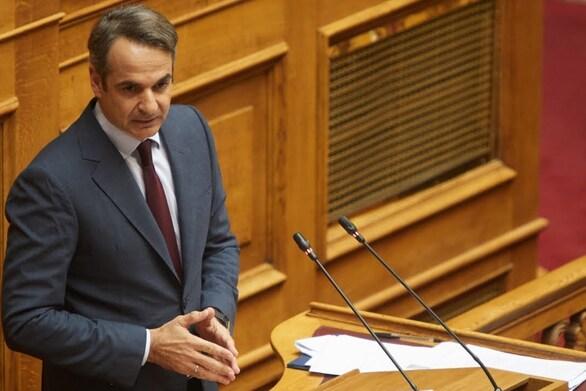 """Μητσοτάκης: """"Διατηρούμε το δικαίωμα επέκτασης και στην Κρήτη κι αλλού"""""""