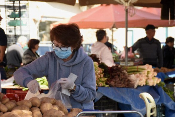 Κάτω Αχαΐα - Επιστρέφουν στη Λαϊκή Αγορά οι πωλητές βιομηχανικών προϊόντων