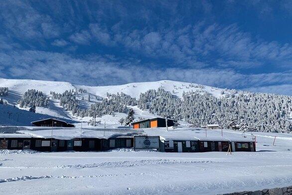 Σκι με... ραντεβού στο Χιονοδρομικό Κέντρο Καλαβρύτων - Η πιθανή ημερομηνία για το άνοιγμα