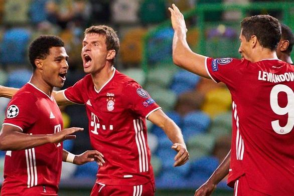 UEFA: Η κορυφαία ενδεκάδα της σεζόν είναι γεμάτη… Μπάγερν