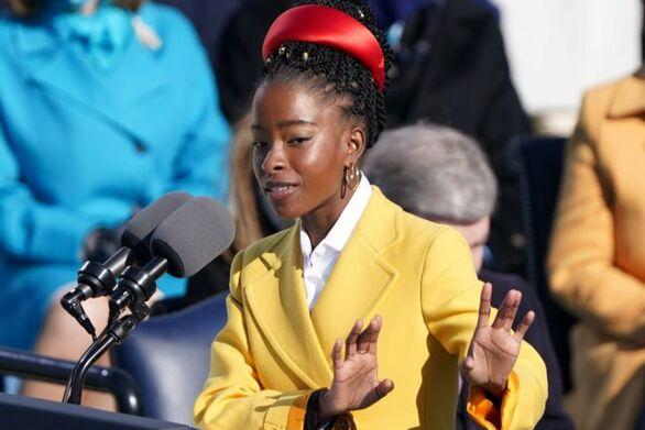 Ορκωμοσία Μπάιντεν: Η 22χρονη Αφροαμερικανή ποιήτρια που έκλεψε την παράσταση