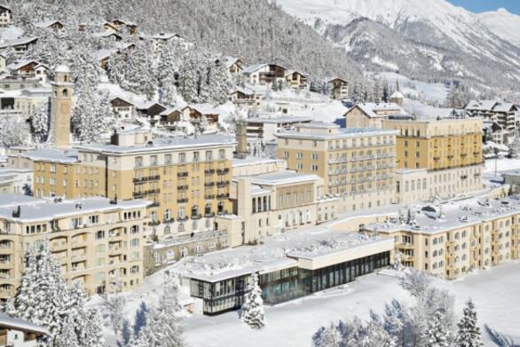 Ελβετία: Συναγερμός στο Σεν Μοριτζ για κρούσματα παραλλαγμένου κορωνοϊού