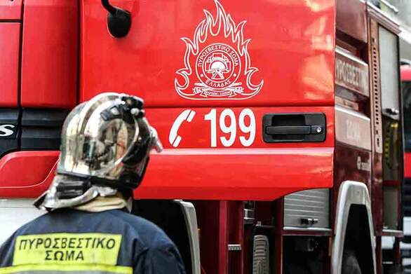 Πάτρα: Κινητοποίηση της Πυροσβεστικής για καπνούς σε διαμέρισμα