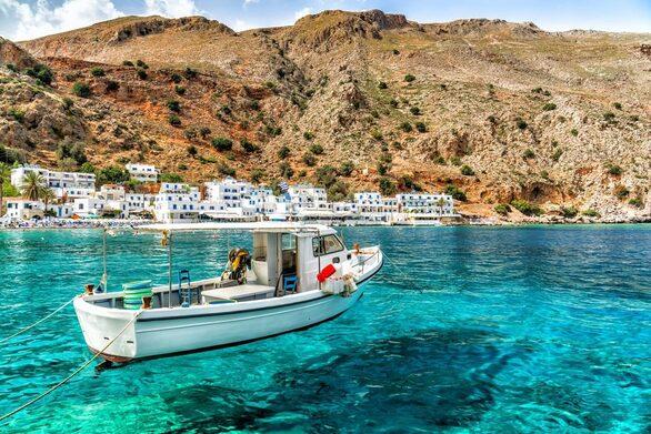 Κρήτη: Ο πιο ποθητός προορισμός για τους Βρετανούς μετά το lockdown