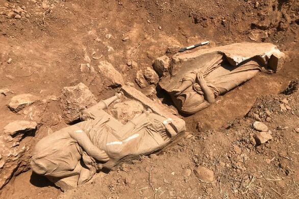Εντυπωσιακή αρχαιολογική ανακάλυψη στην Παιανία