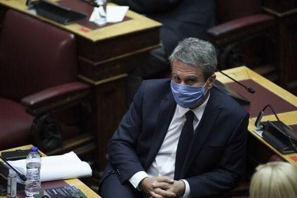 Ανδρέας Λοβέρδος: Θα διεκδικήσω την ηγεσία του ΠΑΣΟΚ - ΚΙΝΑΛ