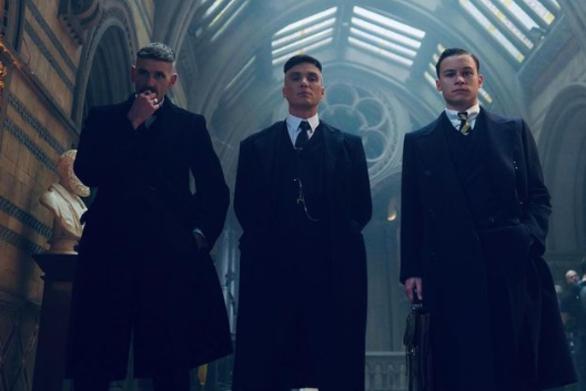 """Peaky Blinders"": Μετά την τελευταία σεζόν η δράση θα μεταφερθεί στον κινηματογράφο"