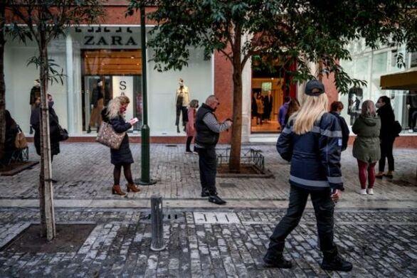 Lockdown: Με χρονόμετρα τα ψώνια στα μαγαζιά - Το σχέδιο για να μπει φρένο στον συνωστισμό