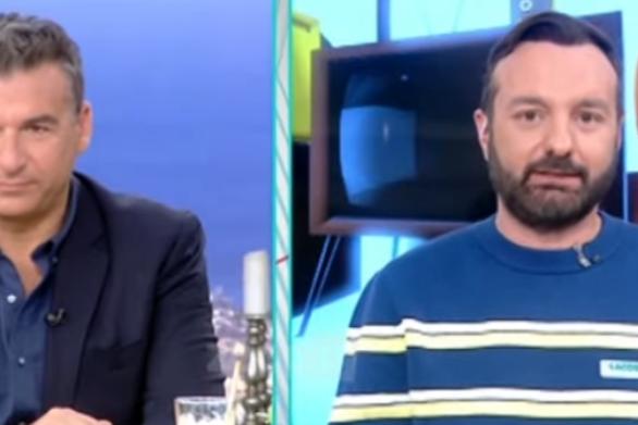 Λιάγκας και Σκορδά σε απίθανο διάλογο αποκαλύψεων για τα project του ΑΝΤ1 (video)
