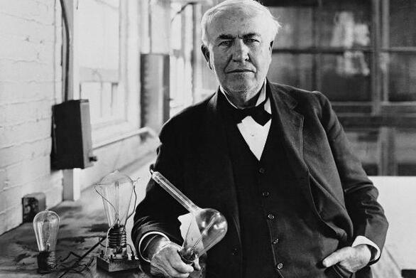 Σαν σήμερα 27 Ιανουαρίου ο εφευρέτης Τόμας Έντισον πατεντάρει τον ηλεκτρικό λαμπτήρα