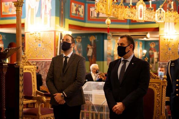 Αχαΐα: Με επισημότητα εορτάστηκε η επέτειος των 200 ετών από τη «Μυστική Συνέλευση της Βοστίτσας»
