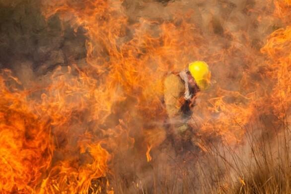 Μεγάλη πυρκαγιά στην Αργεντινή: Στάχτη 65.000 στρέμματα δασικών εκτάσεων