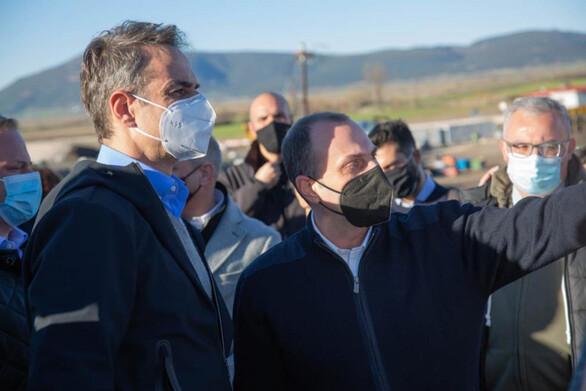 Ο αυτοκινητόδρομος Κεντρικής Ελλάδας (Ε65) μπαίνει σε τροχιά ολοκλήρωσης