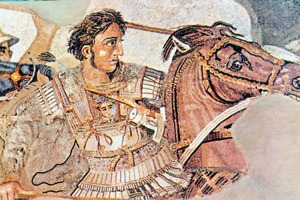 Η ζωή του Μεγάλου Αλεξάνδρου γίνεται σειρά