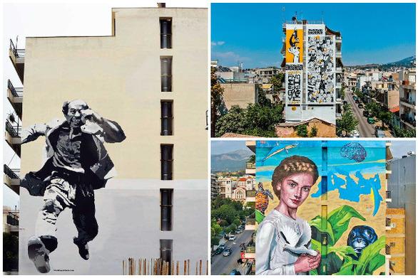 """""""Άλλαξε την πόλη"""" - Ανοιχτό κάλεσμα για την συμμετοχή street artists στο 6ο Διεθνές Street Art Festival Πάτρας"""