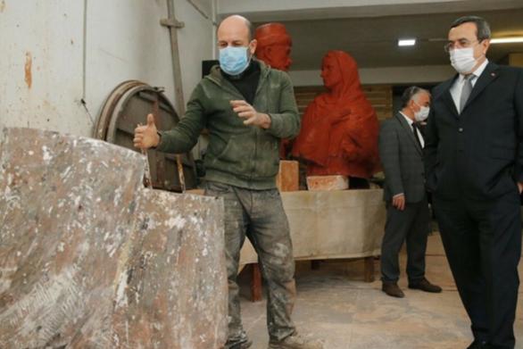 Τουρκία: Άγαλμα για την «ανταλλαγή πληθυσμών» του 1923