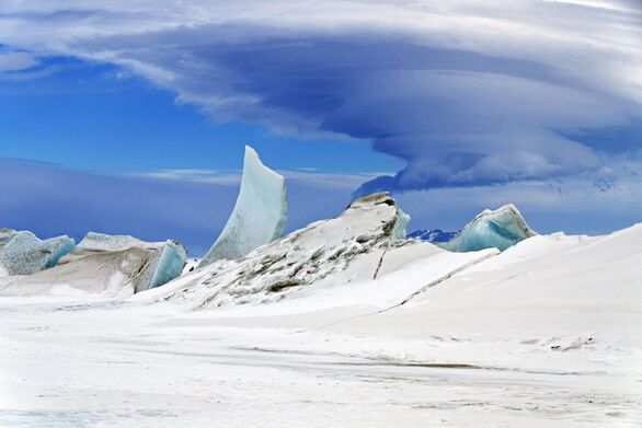 Δορυφορικά δεδομένα αλλάζουν την κρατούσα άποψη για την τήξη της Ανταρκτικής