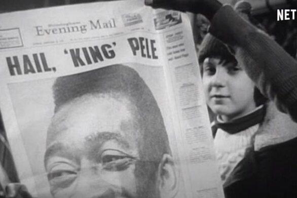 Στη δημοσιότητα το πρώτο trailer για το ντοκιμαντέρ του Πελέ στο Netflix
