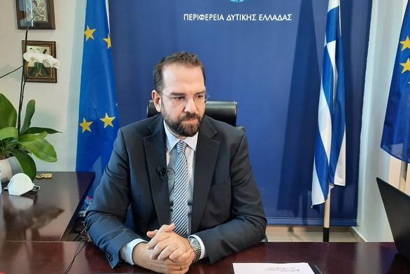 Ο απολογισμός του Περιφερειάρχη για το 2020 - Ν. Φαρμάκης: «Ανοίξαμε τον δρόμο του μέλλοντος για τη Δυτική Ελλάδα»