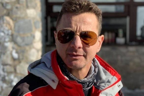 Θλίψη στην Πάτρα για τον 51χρονο Θεόδωρο Σταυρόπουλο