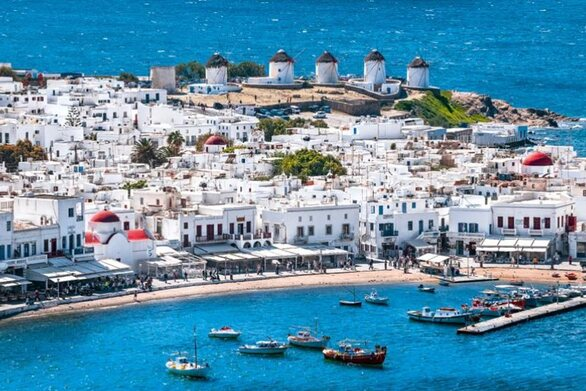 Αυστρία: Ένας στους τρεις... ονειρεύεται διακοπές στην Ελλάδα