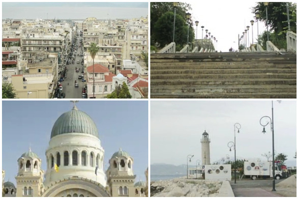 «Διάσημες» γωνιές της Πάτρας... κλεισμένες σε ένα όμορφο βίντεο