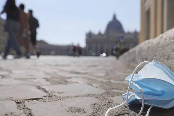 Ιταλία: Με βρετανική μετάλλαξη Covid-19 το ένα πέμπτο των κρουσμάτων